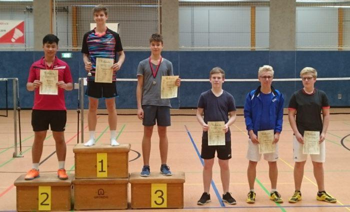 JE U17: 3. Platz: Moritz Koch