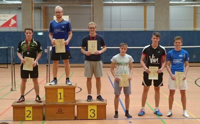 HE U19: 3. Platz: Enrico Jakobi