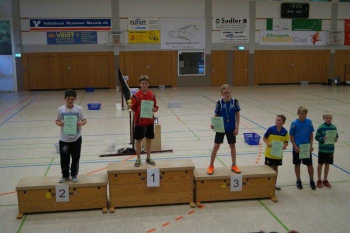 JE U13: 2. Platz: Marek Kraft